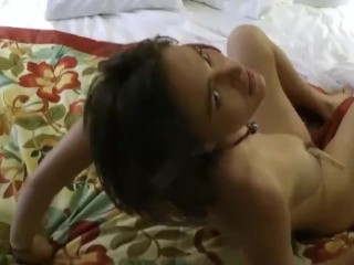 Lush stepmother deep-throats And Gets penetrated