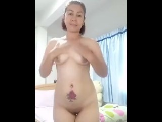 Fabulous Filipina mother