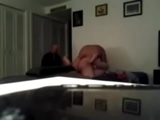 Plumper wifey pulverized by stranger, total flick