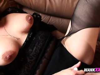 Four take charge grown-up Lesbians Having making love