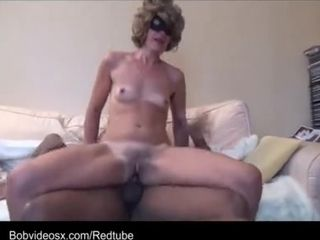 Wooly mature nailed by a bbc