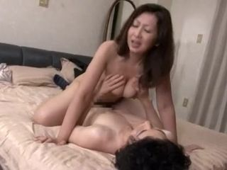 Impressive asian doll in finest large boobs JAV vid