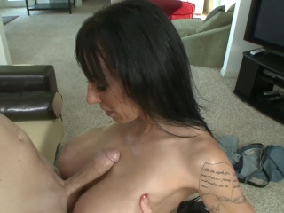 Alia Janine point of view Titfuck Cumsot