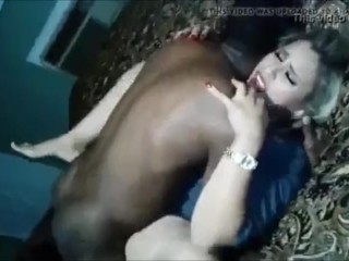 Wifey likes youthful big black cock
