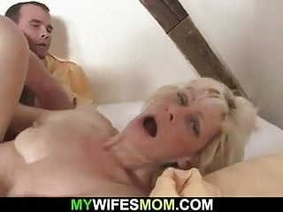 Fit together leaves with the addition of mom-in-law seduces him