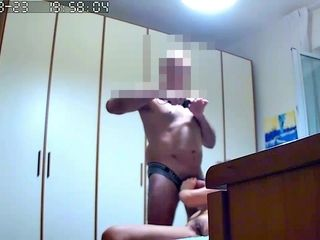 Whorish wifey caught doing sucky-sucky to her dad in law