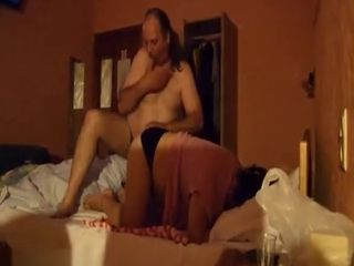 Fellow bangs His 47yo wifey In The motel bedroom