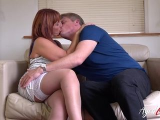AgedLovE boyfriend Diamonds and Marc Kaye xxx orgy