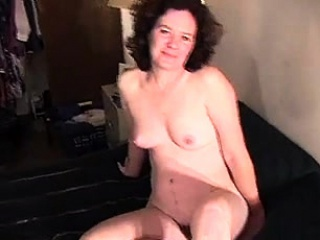 Fuck-fest inexperienced mature onanism in motel guest room