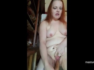 Russian mother Olga boinks her faux-cock