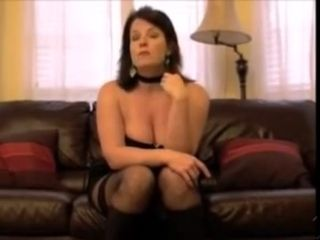 Immense Mature mom Roleplay Jerk Off Instructions