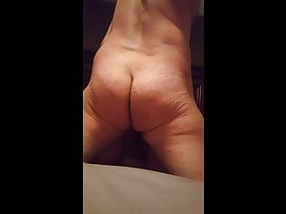 Plus-size wifey Jennifer luving a internal cumshot from my gigantic dinky parent