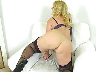 Mature immense titted mother Lucy Gresty with spectacular assets