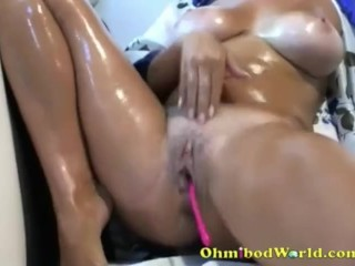 Cougar lube getting off