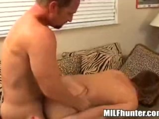 Milfhunter Stacey - lubricant Check