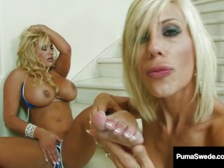 Euro light-complexioned demiurge Puma Swede & be deficient Stylez reverence messy Pussy!