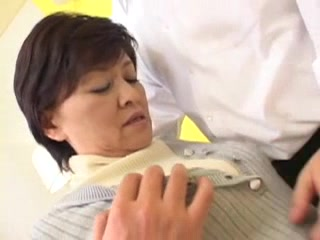 Hot Japanese mother increased by younger chap 33