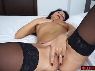 Steaming mature orgy and cum-ssteaming