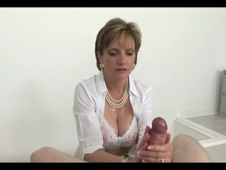 Milf breast lose one's heart to