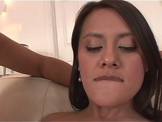 Mother and stepdaughter screw the super-screwing-hot Maid