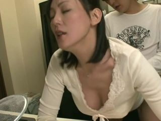 Astounding chinese fuckslut Ayumi Takanashi in finest mummies, kitchen JAV movie