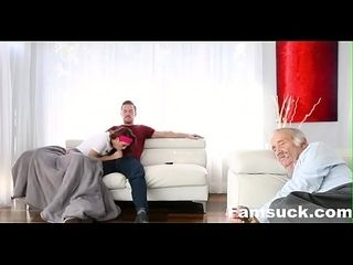 Paterfamilias up in trouble Me shacking up My Step-bro| FamSuck.com