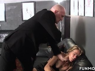 Marga at hand amateurish German Granny BDSM - FunMovies