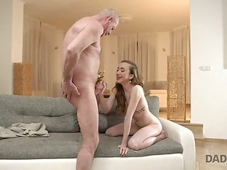 DaddyDY4K. Mature daddy makes closer friend with youthfull...