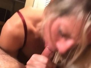 Natalia Aleksei slinks Deep gargle Job While spouse Is Away