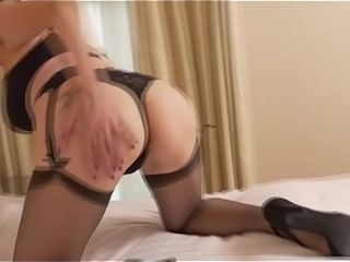 European heavy breasted housewife labelling yourself