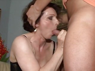 Super-naughty mature