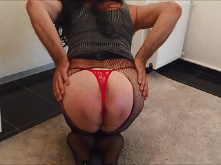 Turkish Mature Maid luxurious enormous donk