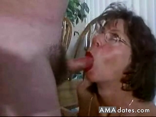 Extraordinary Mature facial cumshot bunch spunk
