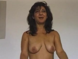 Italian furry mature girl