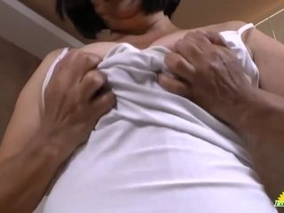 LatinChili Mature Latina Andrea onanism
