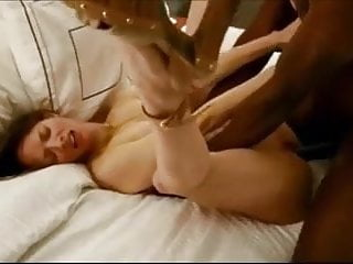 Bi-atch wifey enjoys big black cock