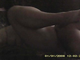 Covert webcam Me munching out my plus-size wifey. Extraordinaire climaxes