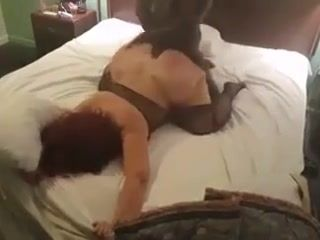 Thick arse married mom humped