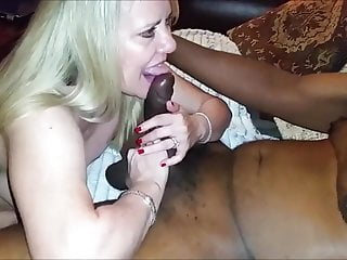 Husband sees wifey with big black cock