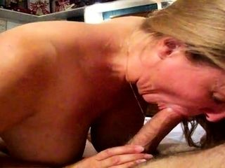 Mature first-timer duo pounding on web cam