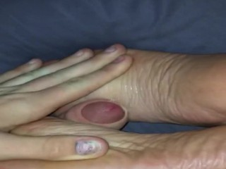 ME shagging MY MOMS SOLES dimension SHE SLEEPS